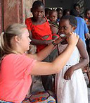 Lake Malawi Child-care Volunteer Project