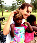 Volunteer teaching in South African rural schools