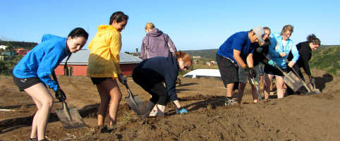 Group Volunteer Projects in South Africa - student, special interest and church group projects