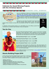 Download our latest newsletter - Oct 2015
