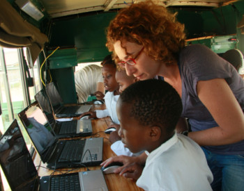 Students Teaching Abroad in South Africa